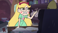 S3E17 Star Butterfly 'monsters can't go here'