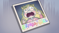S3E25 Star Butterfly's hideous birthday picture
