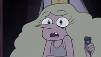 S3E33 Princess Arms gasping with shock