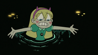 S3E7 Star Butterfly 'is all this goop you?'