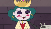 S4E24 Eclipsa starts singing Some Kind of Magic