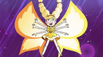 S4E29 Buttterfly Star 'coming right up!'