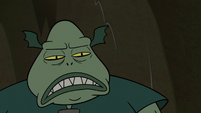 S2E20 Buff Frog confused by the mention of Meat Fork