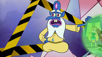 S2E25 Glossaryck 'because you don't trust me'