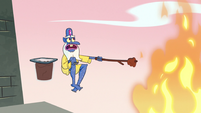 S3E3 Glossaryck still trying to roast pudding