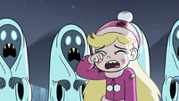 S4E5 Star crying over Marco's decision