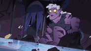 S3E38 Eclipsa Butterfly confronting Meteora