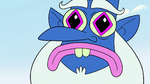 S2E14 Glossaryck looking very upset