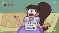 S2E36 Princess Marco starts being sarcastic