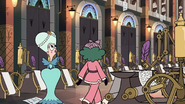 S3E28 Moon and Eclipsa walk through the archive