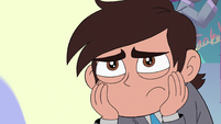 S3E34 Marco looks back up to Star