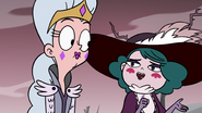 S3E36 Eclipsa 'you'd put on a few pounds'
