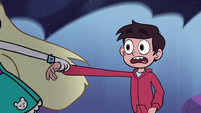 S1e2 star drags marco to the dance floor
