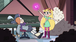 S2E40 Star Butterfly offers to help Ruberiot