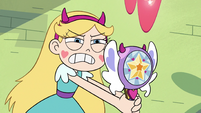 S3E37 Star glaring angrily at Marco