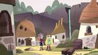 S3E31 Star i Tom w pustej wiosce