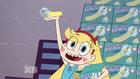 S01E21 Star trzyma magiczną bananową różdżkę