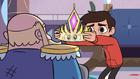 S03E04 Marco podaje koronę Riverowi