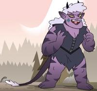 Meteora potwór ID