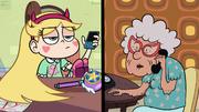 S1E7 Star odbiera telefon od babci Diaz