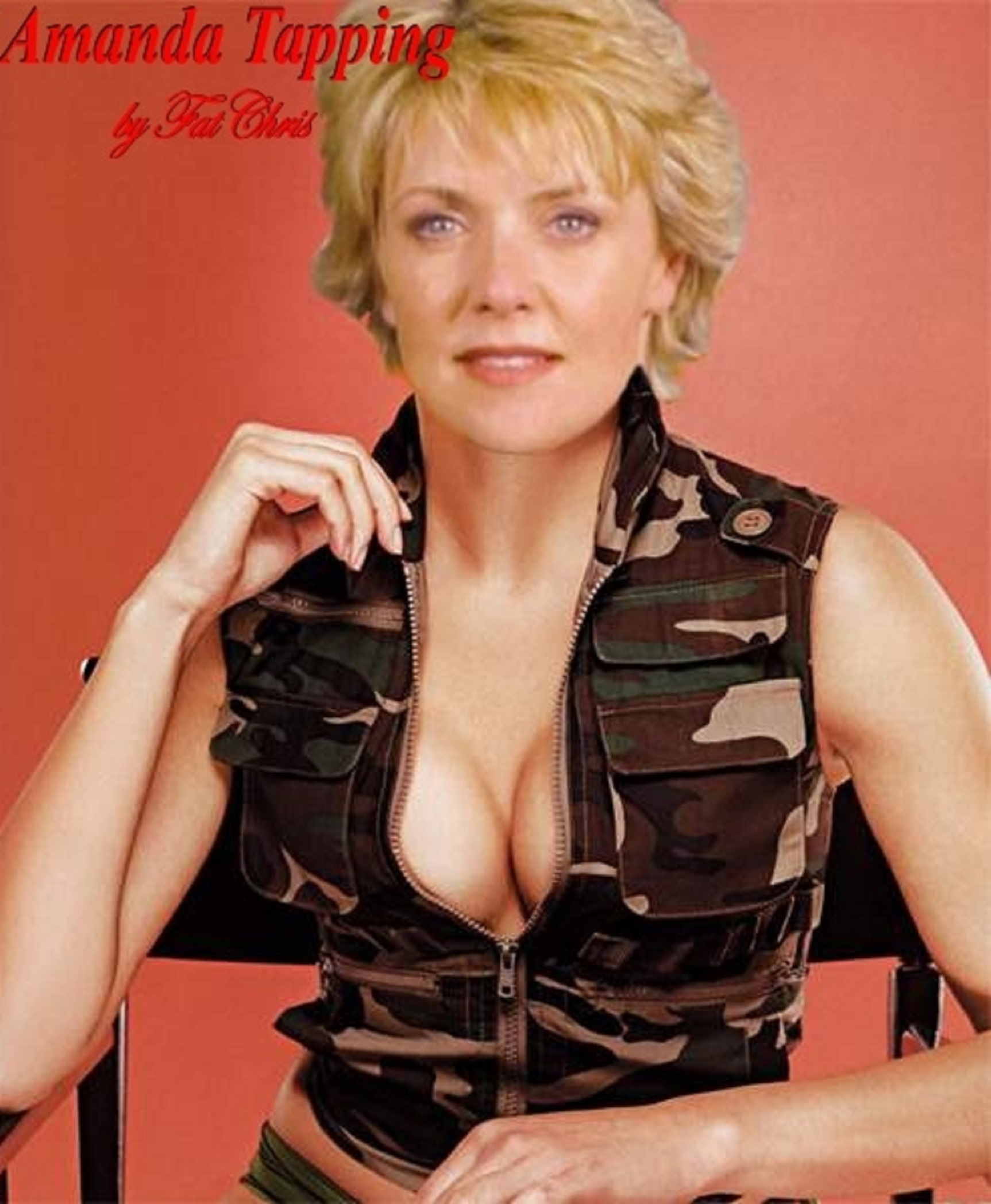 Amanda Taping Nude amanda tapping | my fan fiction wiki | fandom