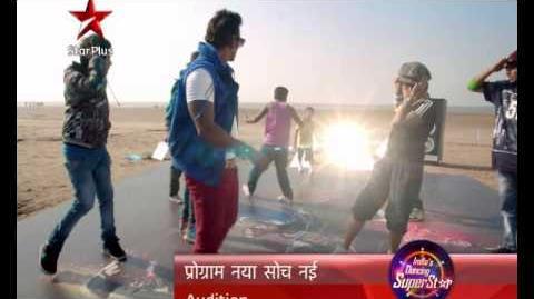India's Dancing SuperStar Coming Soon