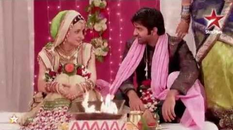 Iss Pyaar Ko Kya Naam Doon Title song (ArShi remarriage)
