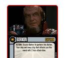 Gorkon (Skill 6 Cost 3)