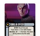 Romulan Officer (Cost 5)