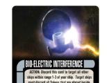 Bio-Electric Interference (Cost 6)