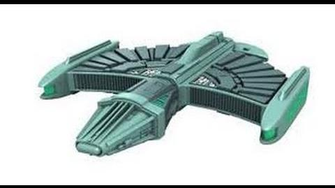 "Game On - Star Trek Attack Wing ""Apnex"" Ship-0"