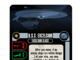 USS Excelsior - Excelsior Class (Cost 26)