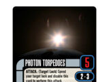 Photon Torpedoes Federation (Cost 5)