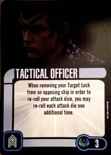 Tactical Officer (Cost 3)