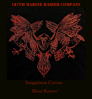 Blood Ravens Patch