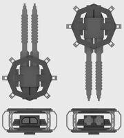 Automated Railgun by Riser38