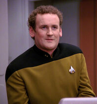 Miles O'Brien (Sexy timeline)