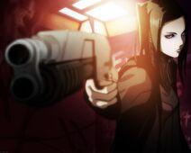 Re1 with a Gun