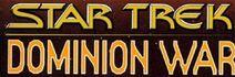 Star Trek Dominion War logo