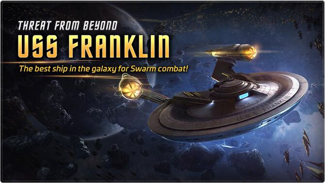 STFC Event Threat From Beyond and USS Franklin