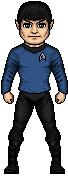 Spock startrekreboot