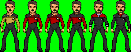 William riker by abelmicros-d5wox84