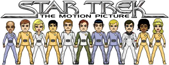 StarTrek MotionPicture RichB