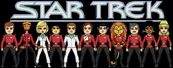 StarTrek TOS-Movies RichB