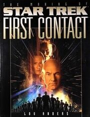 292px-The Making of Star Trek First Contact cover
