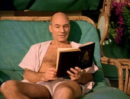 Picard on holiday