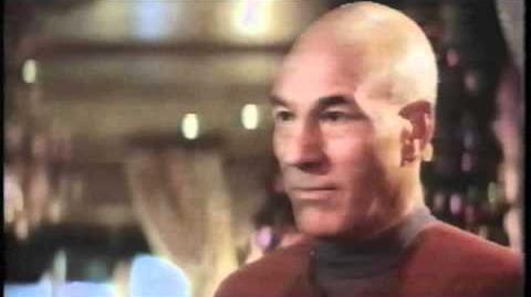 Star Trek Generations Trailer - USA Network - 1994