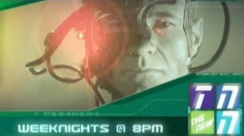 2003 - Commercial - iTREK LIVE Interactive - The New TNN - Weeknights @ 8pm - Star Trek TNG