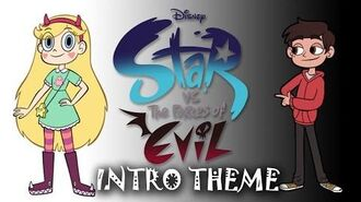 Star vs The Forces of Evil Intro Theme (1080p HD)