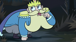 S1E9 King Butterfly tastes the dirt